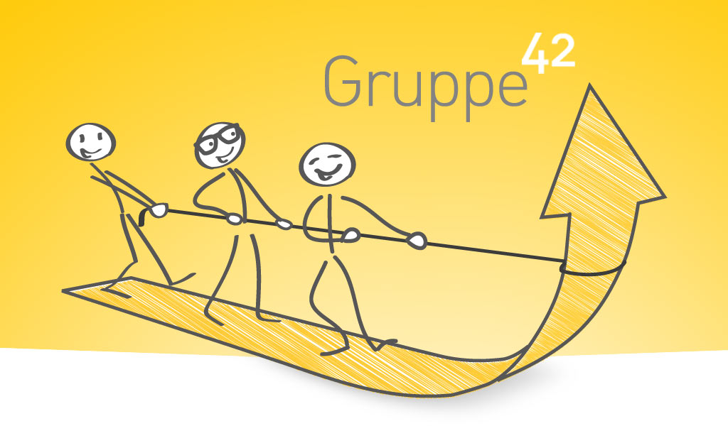 Gruppe42 Illustration